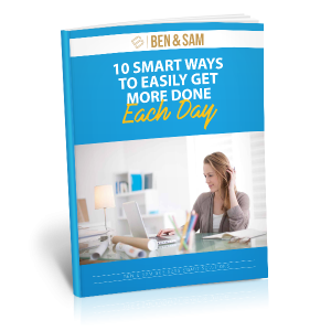 10 Smart Ways to Get More Done Each Day