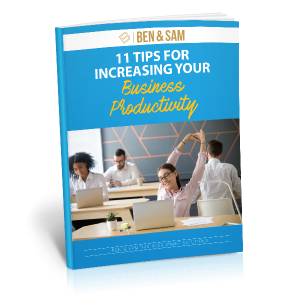 11 Tips for Increasing Business Productivity