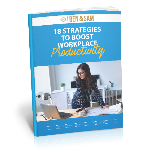 18 Strategies to Boost Workplace Productivity