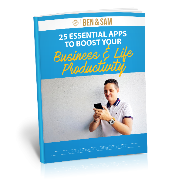 25 Essential Apps to Boost Your Business & Life Productivity