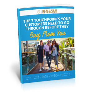 7 Touchpoints Customers Need Before Buying From You