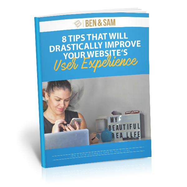 8 Tips That Will Drastically Improve Your Website User Experience