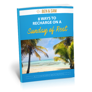 8 Ways to Spend a Restful Sunday
