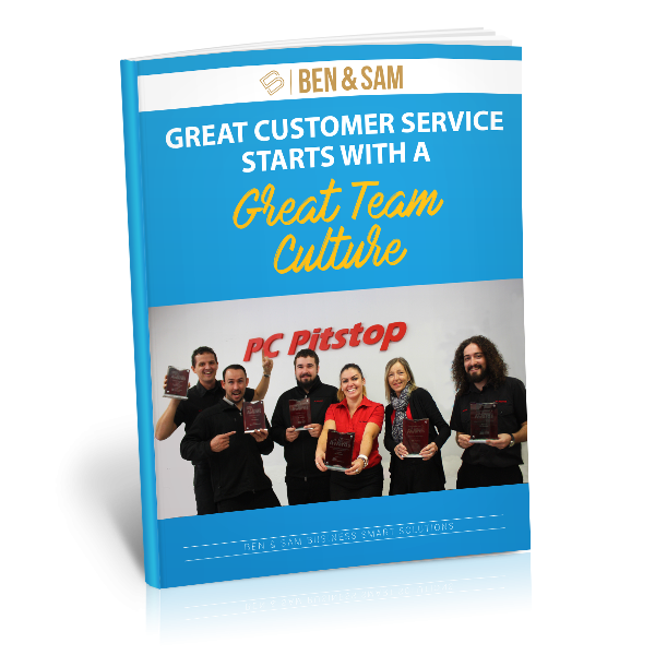 Great Customer Service Starts with Your Team