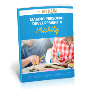 Making Personal Development a Priority