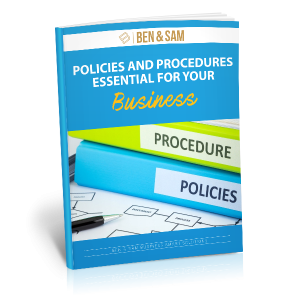 Policies & Procedures Essential to Your Business