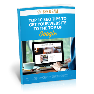 Top 10 SEO Tips to Get Your Website to the Top of Google