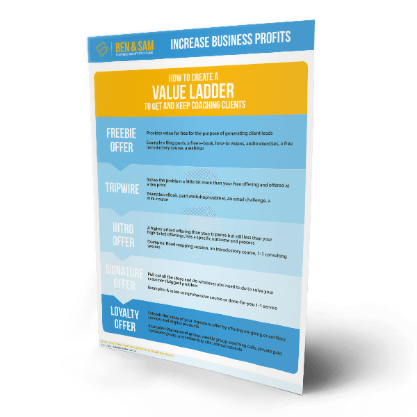 how-to-create-value-ladder-get-keep-coaching-clients-cheat-sheet-benandsam-thumbnail-600px