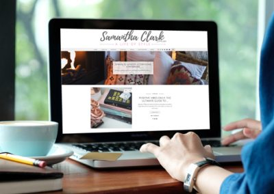 Samantha Clark Lifestyle Blog