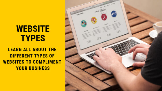 What are the Different Website Types?