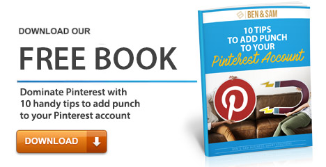 10 tips to optimise your pinterest account ebook