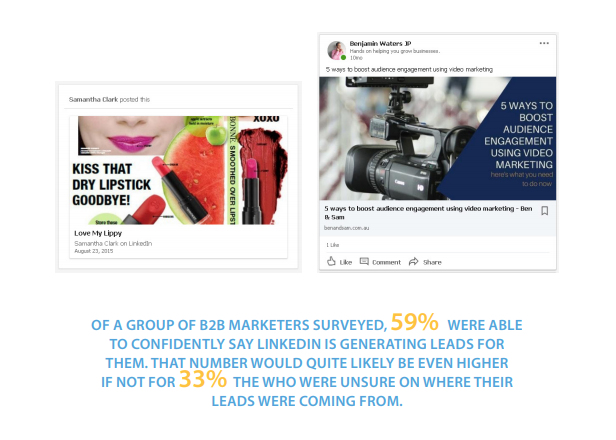 Tip 11 Create Striking Headlines at your Linkedin Page