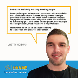 Jhetty Hobman coaching testimonial